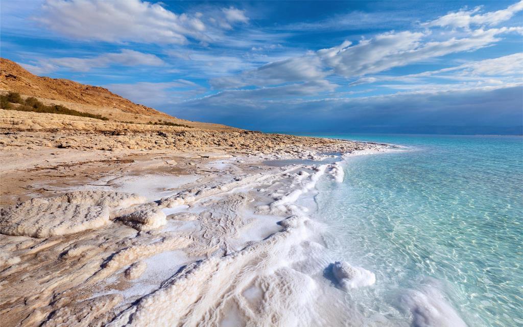 Свойства мертвого моря