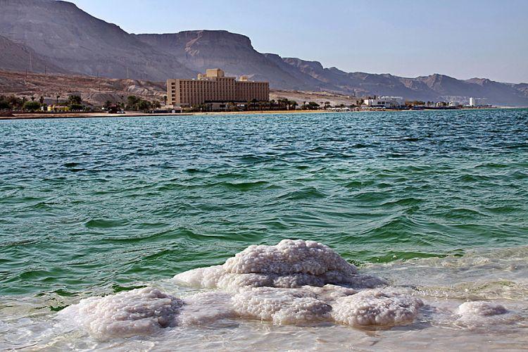 Псориаз и мертвое море