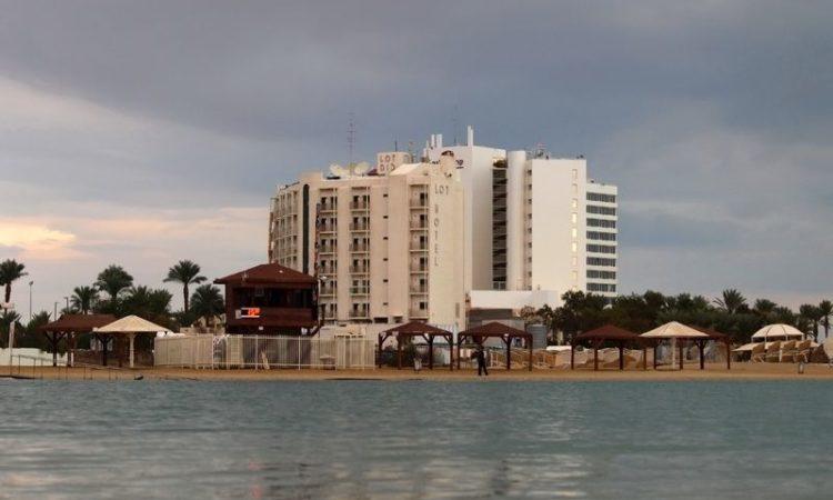 отель Lot Dead Sea